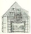1746 Johann Friedrich Jungen Tuschzeichnung Opernhaus am Leinschloss in Hannover.jpg