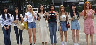 DIA (group) South Korean girl group
