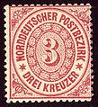 1869 NDPB 3kr Mi21.jpg