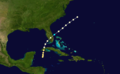 1870 Atlantic hurricane 9 track.png