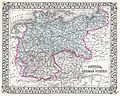 1872 Mitchell Map of Prussia, Germany - Geographicus - Prussia-mitchell-1872.jpg