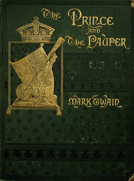 File:1882. The Prince and The Pauper. A Tale for Young People of All Ages.djvu