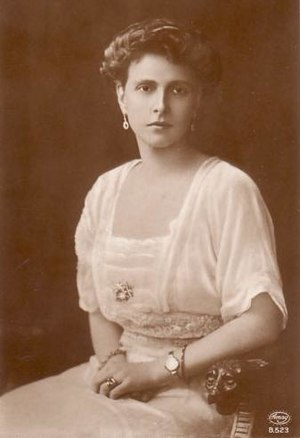 Princess Alice of Battenberg Alice von Battenb...