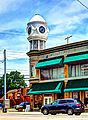 1902 Tower Clock in Plain City, Ohio (2).jpg