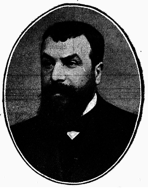 Vasile Morțun - Morțun in 1910