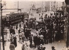 1914-06-29 - Nach Angriffen gegen Serben in Sarajevo.png