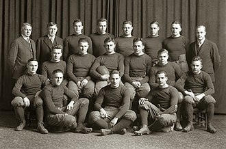 1915 Michigan Wolverines football team - Image: 1915 Michigan Wolverines football team