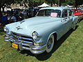 1953 Chrysler Custom Imperial limousine at 2015 Macungie show 1of4.jpg