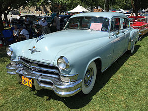 Chrysler Imperial - 1953 Chrysler Imperial Custom limousine