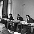 1958 visite d'une délégation INRA au Haras du Pin Cliché Jean Joseph Weber-32.jpg
