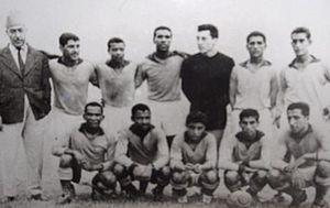 Raja Casablanca - Raja on 1959-1960
