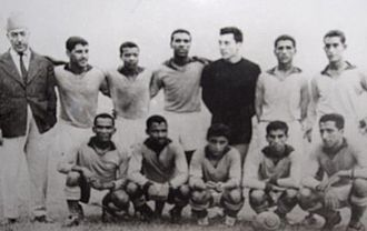 Raja Casablanca - Raja in 1956–1957