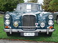1964 Alvis TE21 in Morges 2013 - Front.jpg