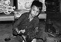 1969 Cậu bé đánh giày trong dvụ ytế New Zealand (9677365111).jpg