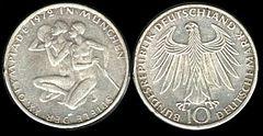 Juegos Olimpicos De Munich 1972 Wikipedia La Enciclopedia Libre