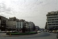 1981-03 Place Rouppe, Bruxelles (11607635473).jpg
