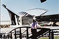 1994 Vue coté Sac à dos et Galerie accés aéroport.jpg