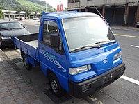 1999 Ford Pronto truck 20150718.jpg