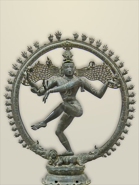 File:1 dancing Hindu god Shiva Nataraja Tanjore, India.jpg