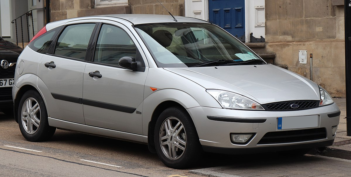 2003 ford focus wagon ztw specs