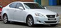 2005-2008 Lexus IS 250 (GSE20R) sedan (2010-12-28).jpg