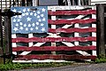 2006-07-24 - Road Trip - Day 1 - United States - Pennsylvania - Delaware Water Gap - American Flag - 4888461449.jpg