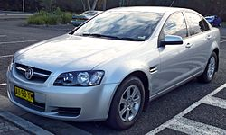 VE Commodore Omega