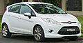 2009-2011 Ford Fiesta (WS) Zetec 5-door hatchback (2011-08-17).jpg