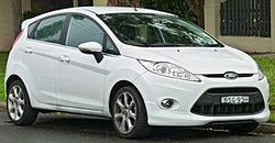 2009-2011 Ford Fiesta (WS) Zetec 5-door hatchback (2011-08-17).jpg