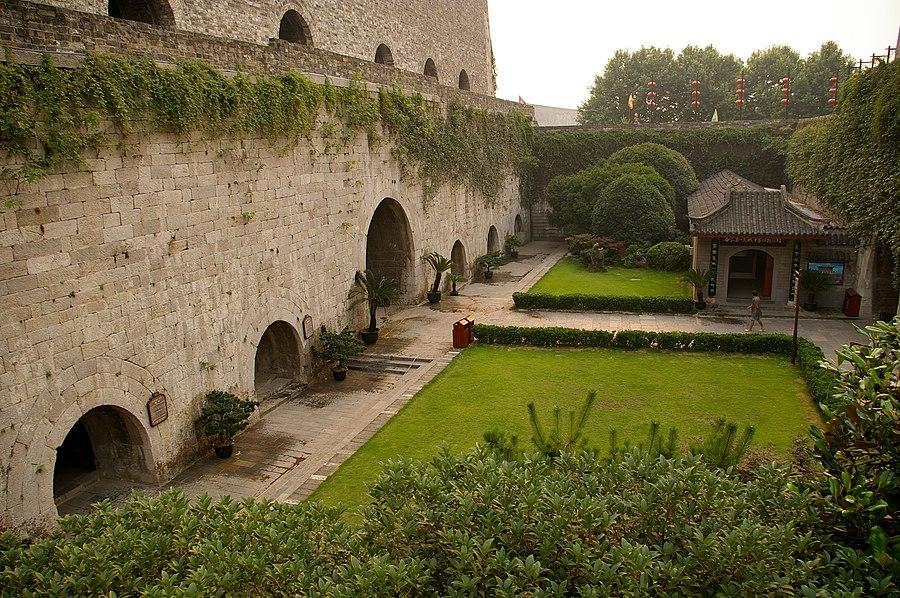 China Gate Castle Park