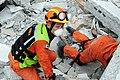 2010년 중앙119구조단 아이티 지진 국제출동100119 몬타나호텔 수색활동 (463).jpg