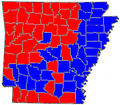 2010 AR Lt Governor election results.PNG