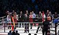 2011 boxing event in Stožice Arena-Christina Hammer I.jpg