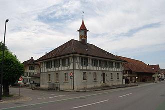 Safnern - Safnern municipal administration building