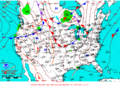 2012-06-17 Surface Weather Map NOAA.png