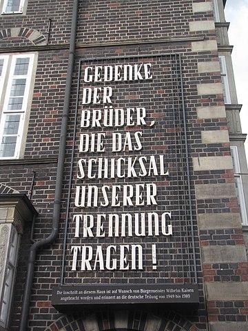 Bremen: Deutsches Haus/ Rathscafé