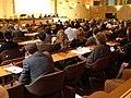 2013 Global Conference at Unesco transition en Afrique.JPG