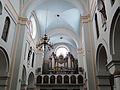 2013 Pipe organs of Saint Benedict church in Płock - 01.jpg