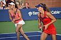 2013 US Open (Tennis) - Daniela Hantuchova and Martina Hingis (9654196717).jpg