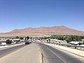 2014-06-12 12 16 56 View west along Nevada State Route 787 (Hanson Street) in Winnemucca, Nevada.JPG