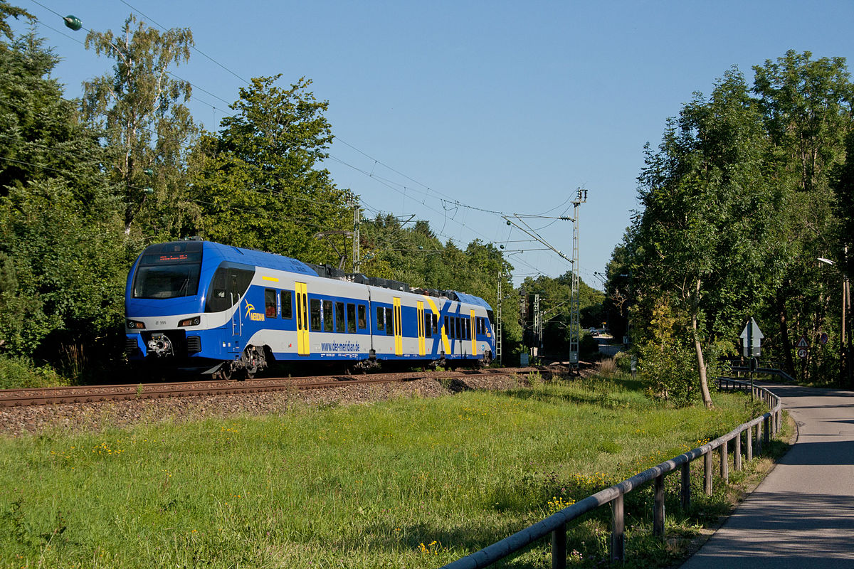 Bad Aibling rail accident - Wikipedia