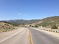 2014-07-17 08 51 43 View west along U.S. Route 6 about 36.6 miles east of the Nye County Line in Ely, Nevada.JPG