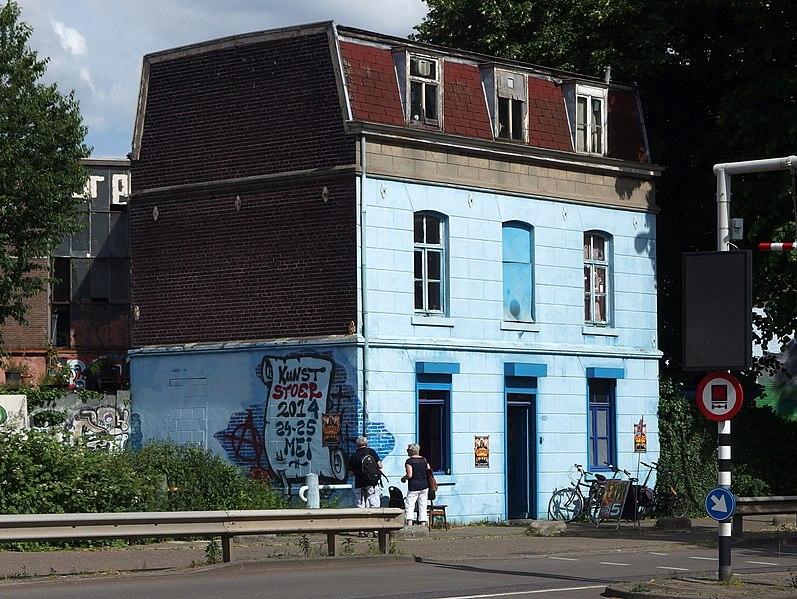 File:20140525 Maastricht; House at Landbouwbelang.JPG