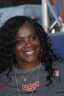 Sheryl Swoopes American basketball player