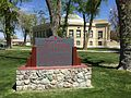 2015-04-18 11 43 28 Pershing County historical marker outside the Pershing County Court House in Lovelock, Nevada.jpg