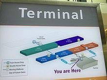 Washington Dulles International Airport – Travel guide at Wikivoyage