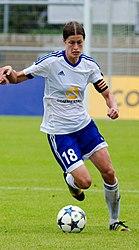 2015-09-13 1.FFC Frankfurt vs 1.FFC Turbine Potsdam Kerstin Garefrekes 003.jpg