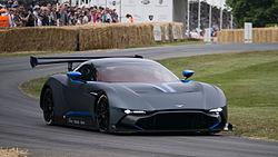 Aston Martin Vulcan (seit 2015)