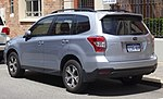 2015 Subaru Forester (MY15) 2.5i Luxury AWD wagon (2018-10-29) 02.jpg