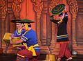 2016 Phnom Penh, Tradycyjny Kambodżański Pokaz Tańca (179).jpg